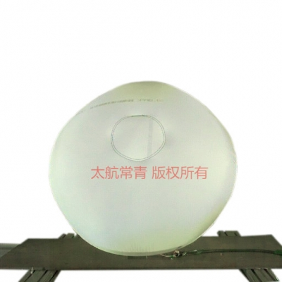 Driver airbag front view