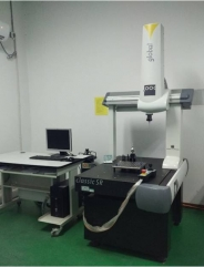 three dimensional coordinate measuring machine